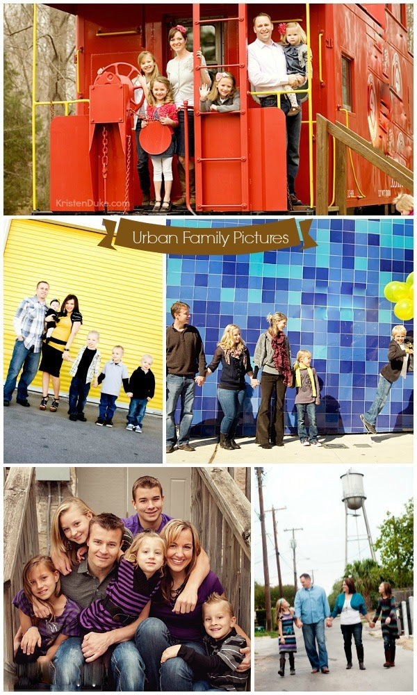 Urban Family Photography