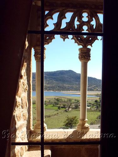 Manzanares El Real - Castillo