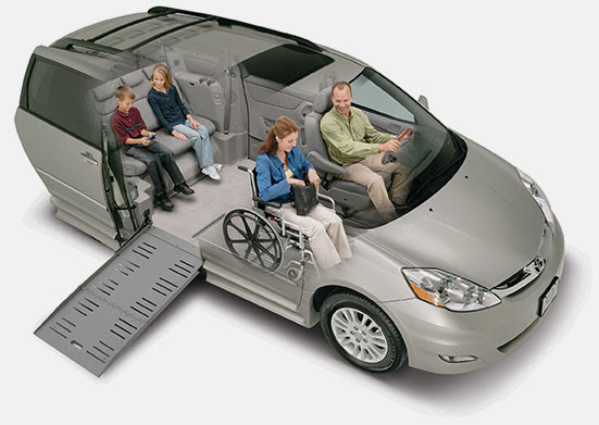 Wheelchair Accessible Vehicles Disability Cars Nmeda