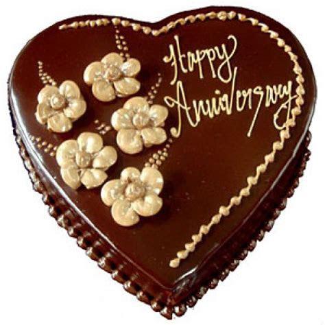1 kg Chocolate Gateau PREMIUM Heart Shape ? Anniversary