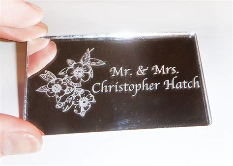 14 best images about Acrylic Place Cards on Pinterest