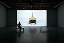 Guido van der Werve <i>Works 2003 - 2009</i> Installation view Luhring Augustine Bushwick 2012