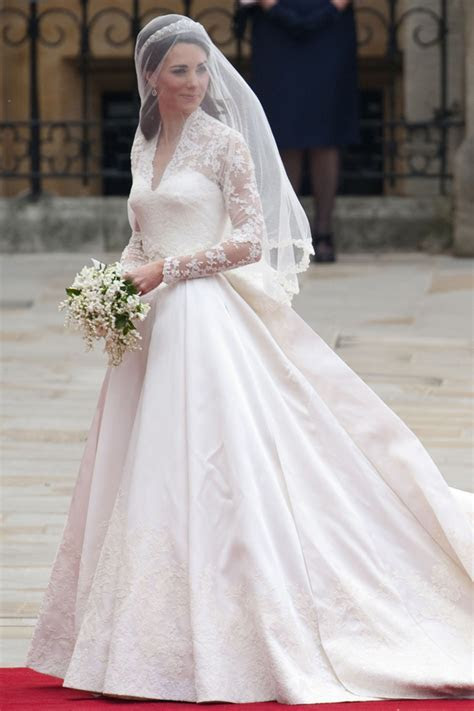 The new controversy surrounding Kate?s wedding dress