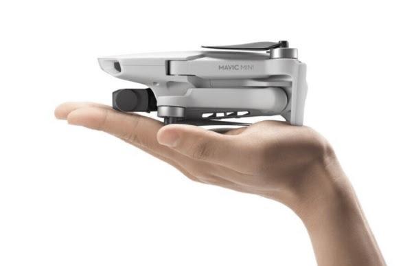 Dilengkapi Kamera 2.7K, DJI Siap Luncurkan Drone Mavic ...