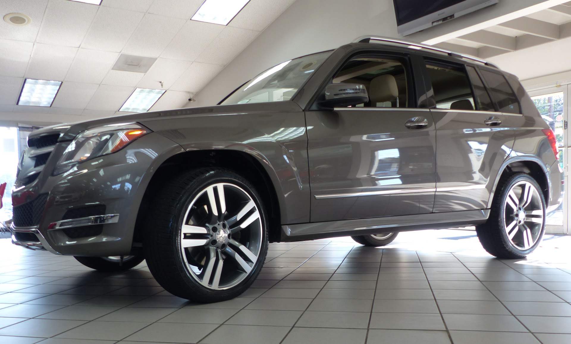 Used 2015 Mercedes-Benz GLK 350 | Marietta, GA