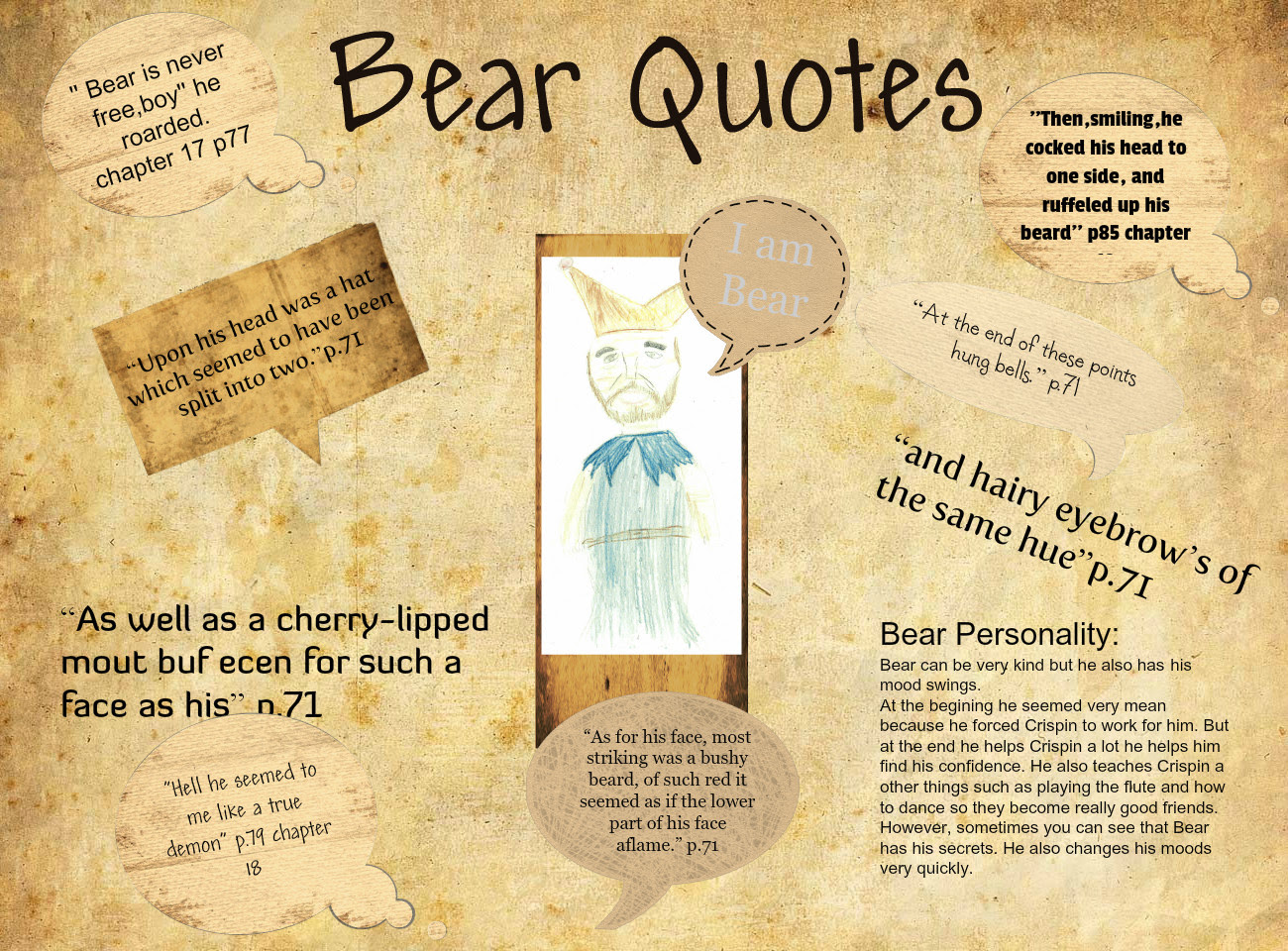 Bear Image Quotation 2 Sualci Quotes