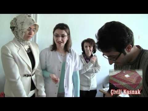 Bozkır Halk Eğitim Müdürlüğü - El Sanatları Kursu 2012 Yılı Tanıtım Videosu