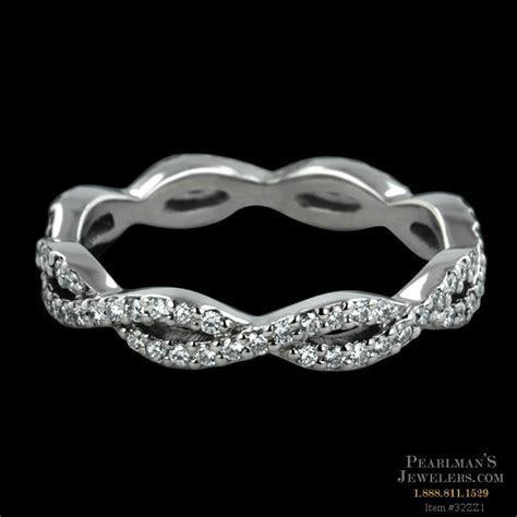 Sholdt Diamond Infinity Wedding Band