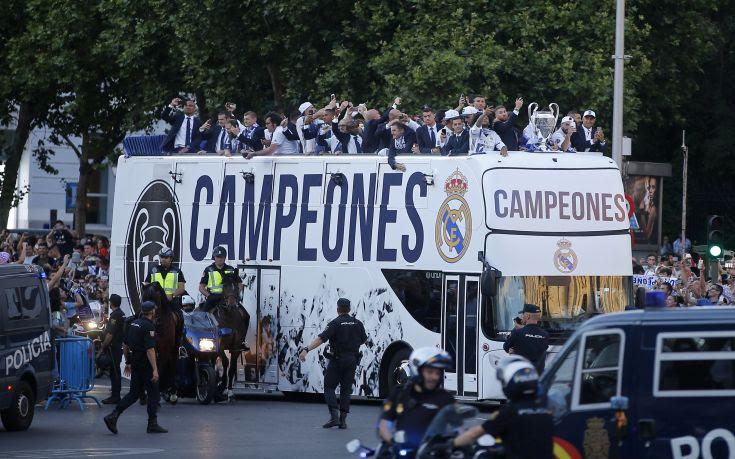 «Κάηκε» η Μαδρίτη για την πρωταθλήτρια Ευρώπης Ρεάλ