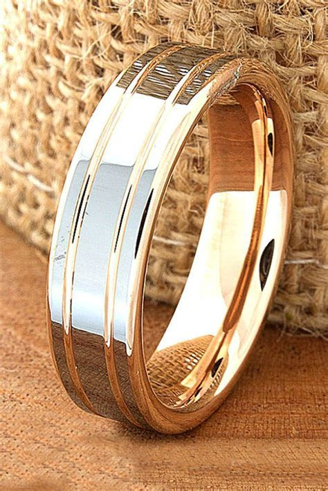 27 Mens Wedding Bands And Engagement Rings   Men Rings and