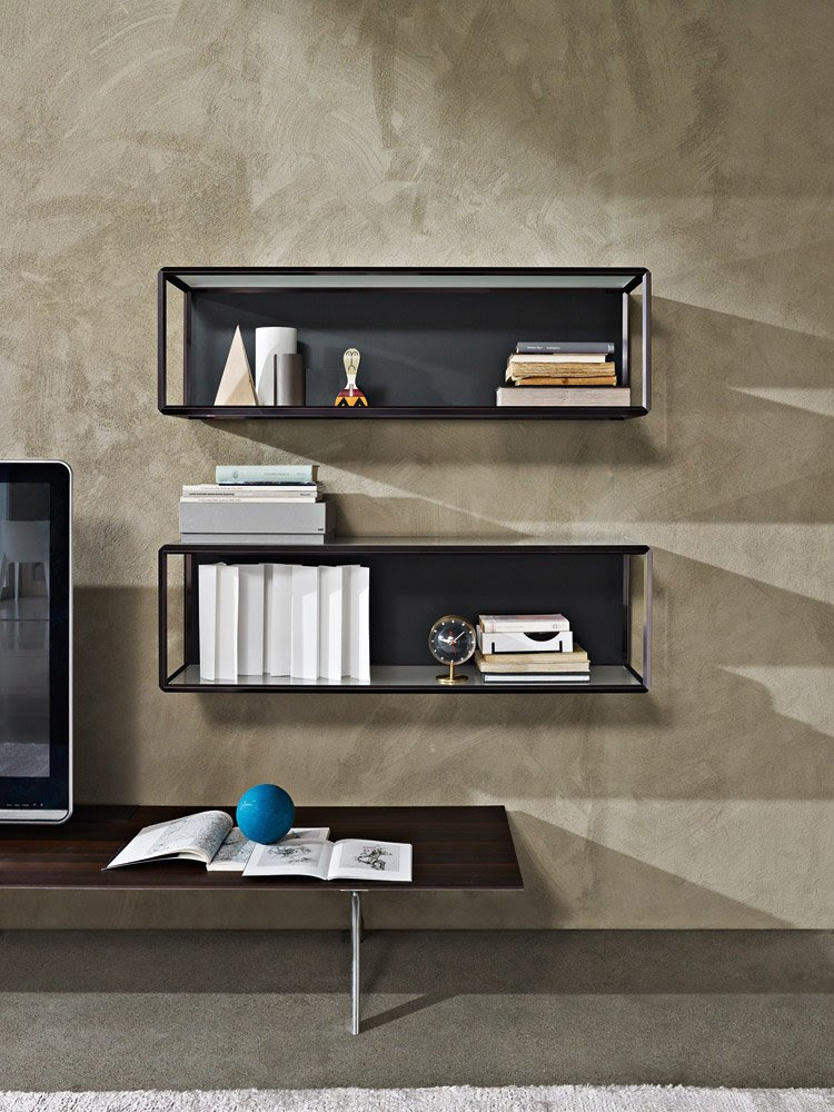 Living Room Sets: Storage Unit Pass-Word A by Molteni&C
