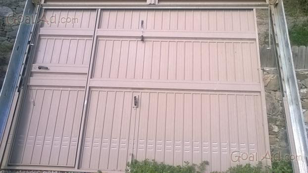 Portoni A Due Ante Per Garage Usato.Garage Portoni Per Garage Usati