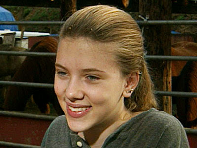 Crianças-prodígio Scarlett Johansson