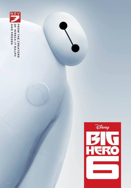 Baymax from BIG HERO 6 - Click to see more BH6 content.