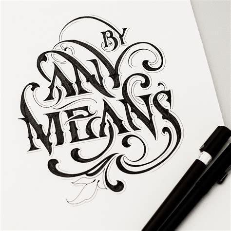 lettering goals hand lettering lettering design hand
