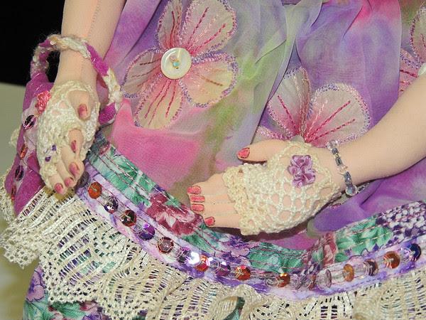 Detail of Meara Jones by Kathryn Botsford