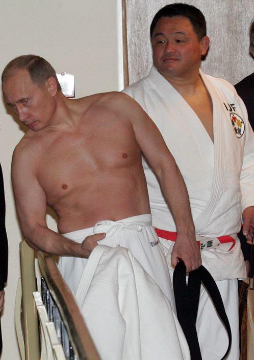 Любопытная подборка снимков представителей высшей власти в необычном ракурсе)))