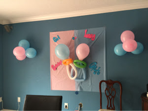 Last Minute Gender Reveal Party Ideas On A Budget