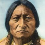 Sitting Bull, great strategist.