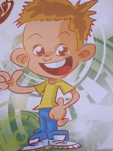 Vi presento i gemelli a cartone animato