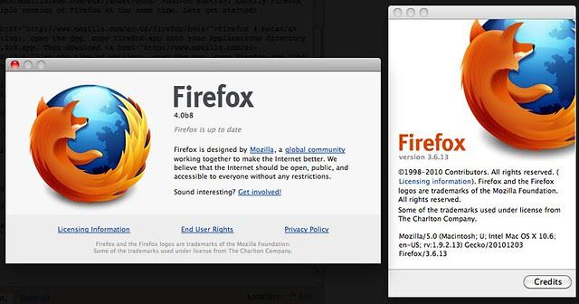 Firefox profiles 3