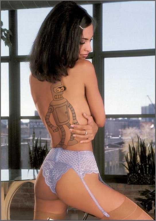 Bender Tattoo