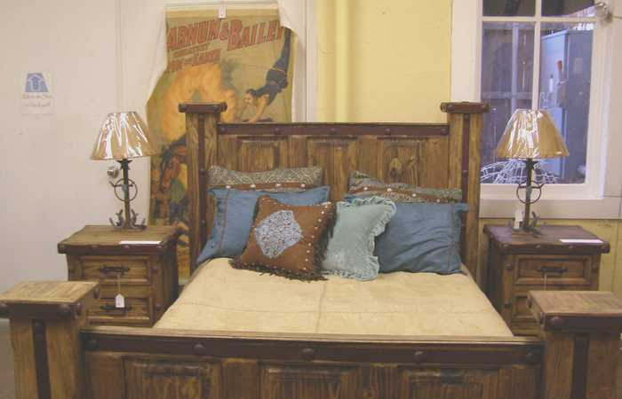 Furniture Bedroom Ideas Rustic Wood Wooden Drawing Simple