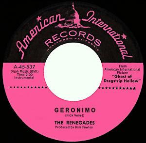Renegades - Geronimo
