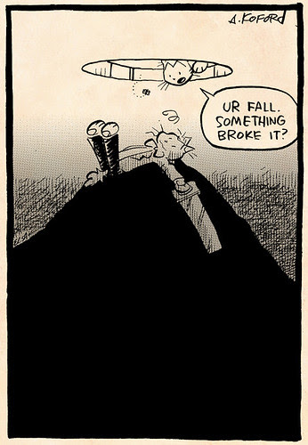 Laugh-Out-Loud Cats #2357 by Ape Lad