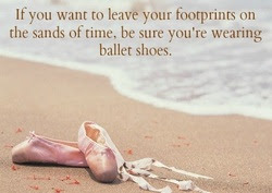 Dance Quotes Welcome To Ballet Post