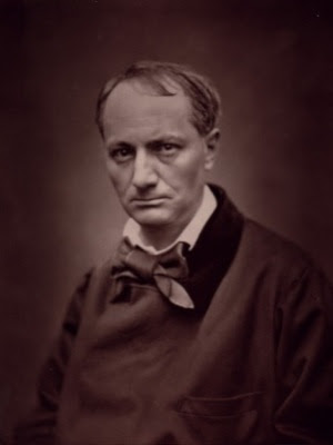 Baudelaire by Carjat