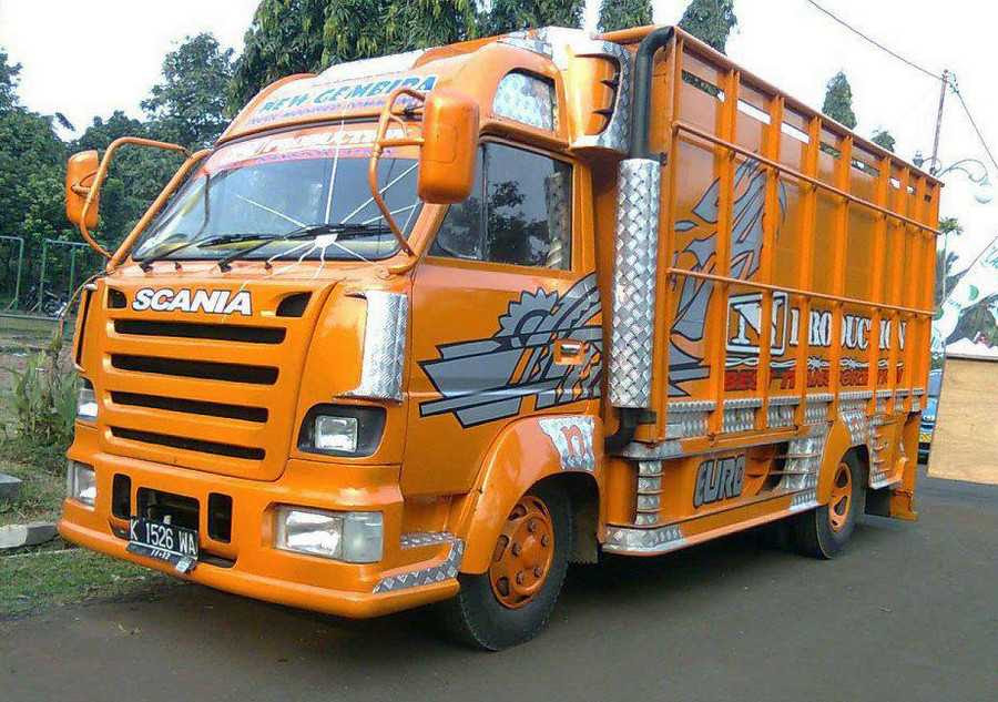 4400 Modifikasi Mobil Truk Colt Diesel Gratis