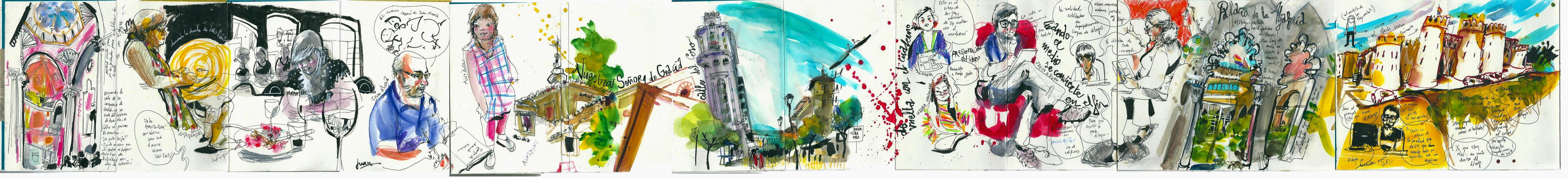 De vuelta con el cuaderno 2012 Cara B