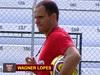 Treinador Wagner Lopes quer equipe já focada no jogo contra o Botafogo de Ribeirão