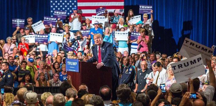 Donald Trump es el virtual candidato por el Partido Republicano. (Twitter)