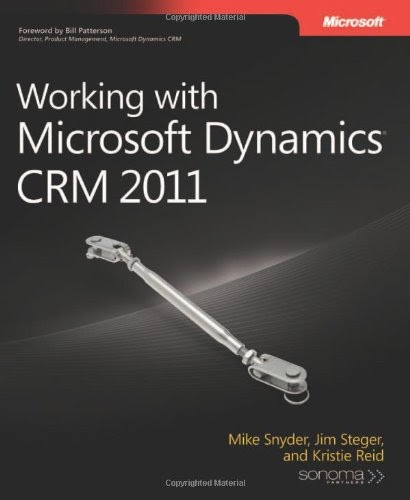 Working with Microsoft Dynamics CRM 2011