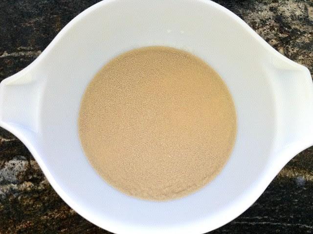 Yeast Added to Warm Milk