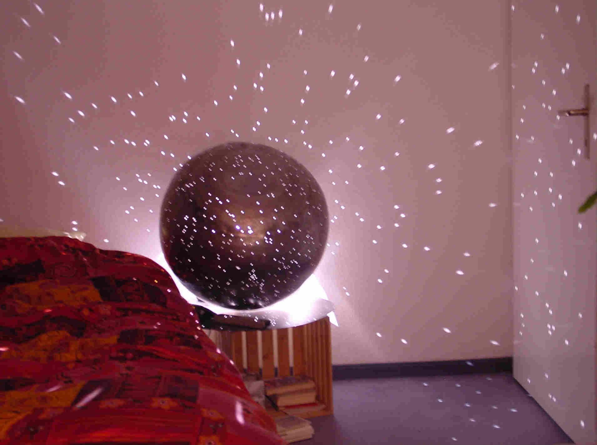 Sternenhimmel Beleuchtung