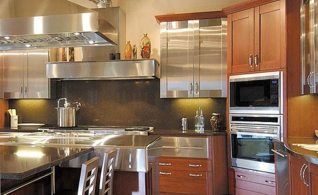 Design Har 1 Luxury Kitchen Area Design And Style Of Bentwood With Aspects Of Wooden And Marble