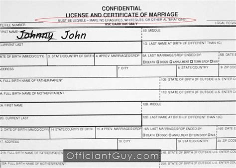 Marriage License and Marriage Certificate in Los Angeles