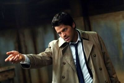 The angel known as Castiel.