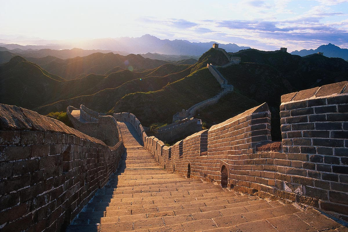 The Great Wall of China Pictures, Pics, Photos & Facts