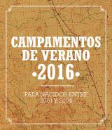 CAMPAMENTOS DE VERANO 2016