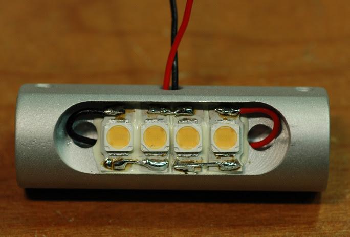 A 3528 SMD LED Array