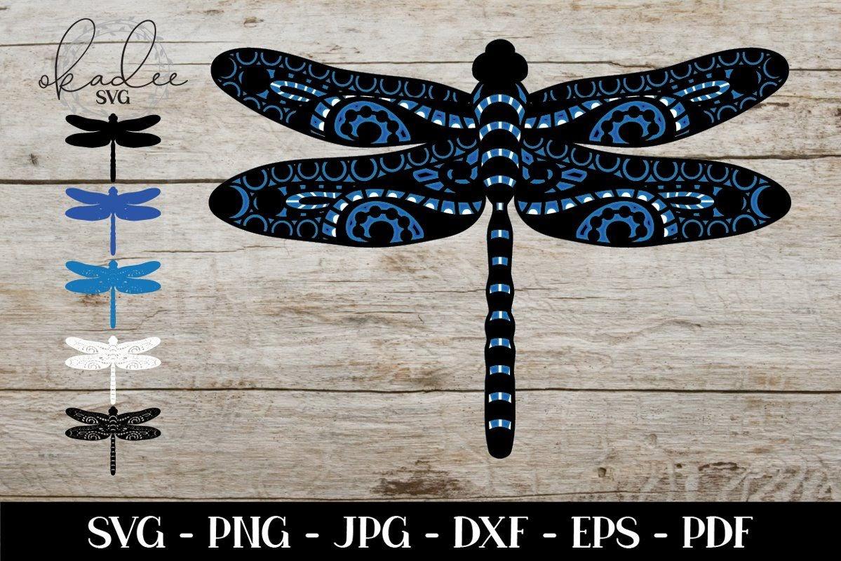 1645+ Baby Animal Mandala Svg – SVG,PNG,EPS & DXF File Include
