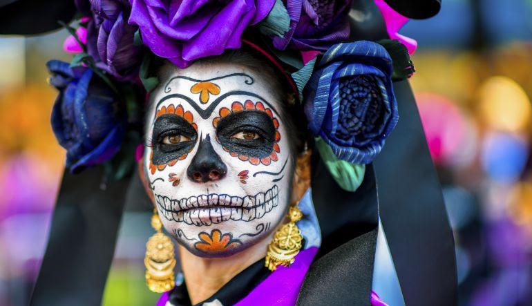 Día De Muertos Todo Sobre La Catrina Marthadebayle W Radio Mexico