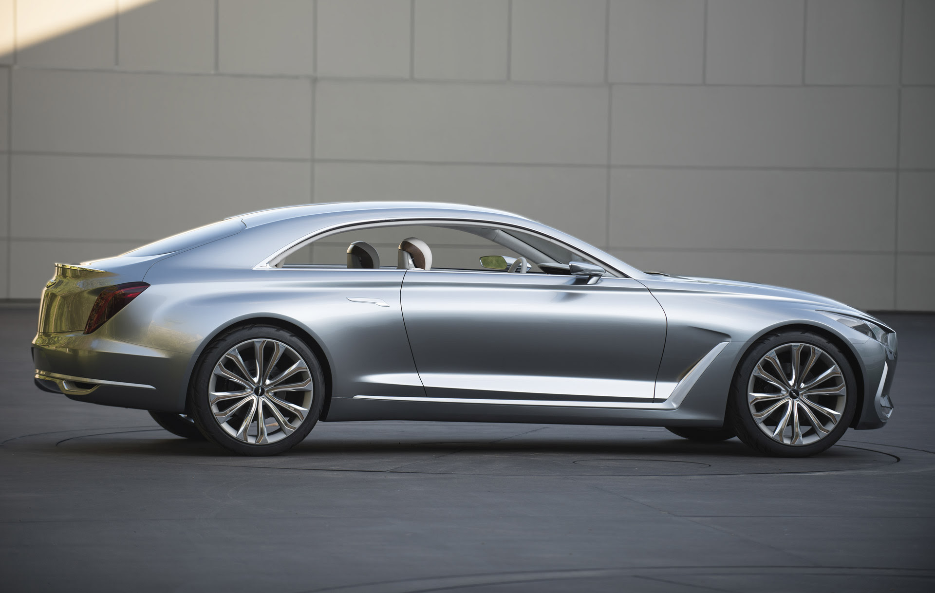 Hyundai Vision G Concept Previews Larger, More Luxurious Genesis Coupe