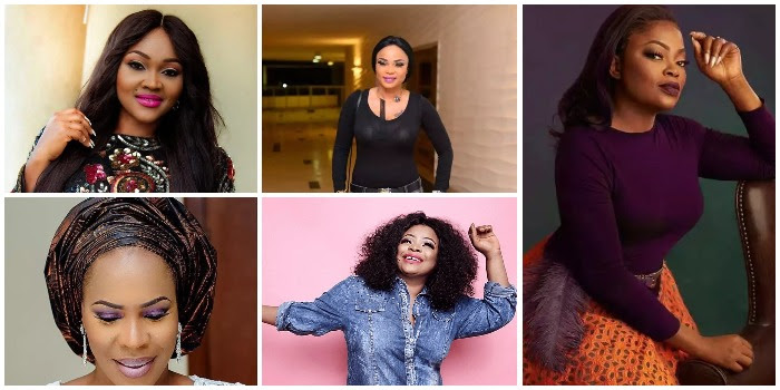 Top 5 Richest Yoruba actress in Nigeria 2018 – See How Much They Made (Photos)