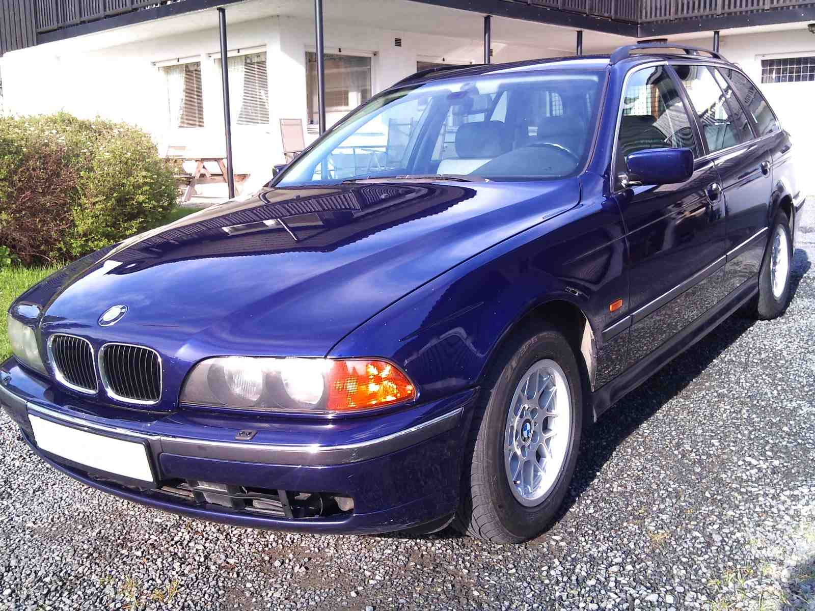 Wiring Factory Workshop Service Repair Manual Bmw 5 Series E39 1997 2002 Auto Parts And Vehicles Auto Parts Accessories