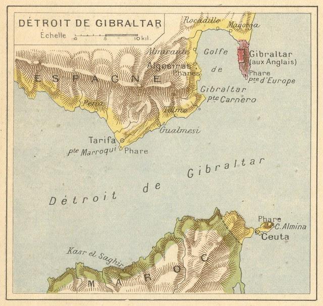 detroit gibraltar